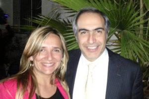 María José Hoffmann (UDI) Foto:Twitter @PepaHoffmann. Imagen Por:
