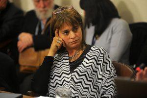 Jacqueline van Rysselberghe Foto:Agencia Uno. Imagen Por: