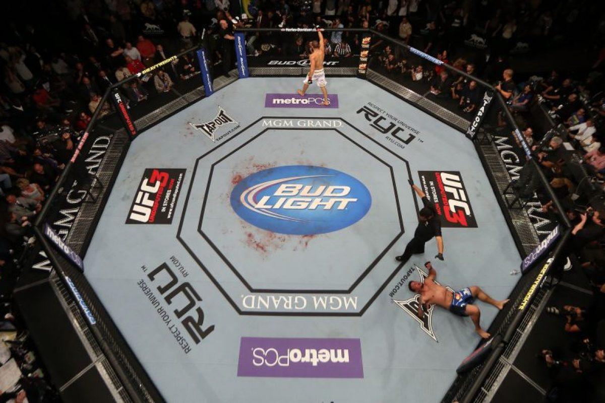 Foto:UFC. Imagen Por: