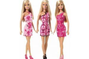 Este es el modelo de Mattel Foto:Lammily. Imagen Por: