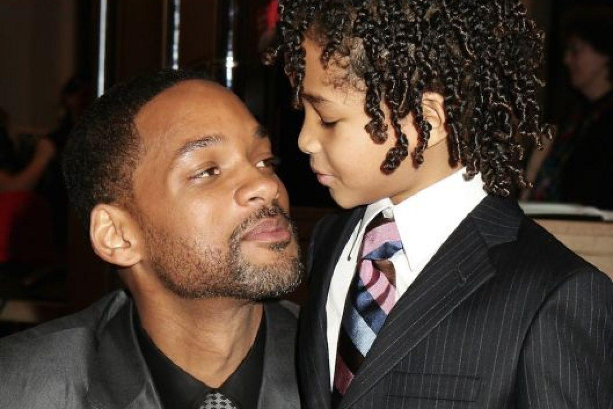Will y Jaden Smith Foto:Getty Images. Imagen Por: