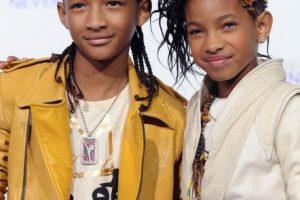Willow y Jaden Smith Foto:Getty Images. Imagen Por:
