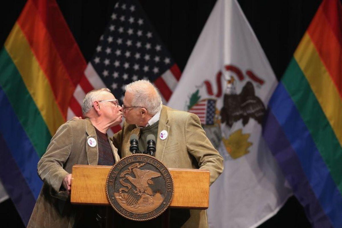Se cree que después de avanzar en estudios de este tipo, las leyes podrían adaptarse para beneficiar a la comunidad gay. Foto:Getty Images. Imagen Por: