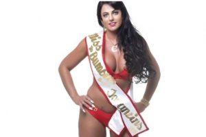 Lívia era sustituta de otra concursante que también había sido eliminada Foto:missbumbum. Imagen Por: