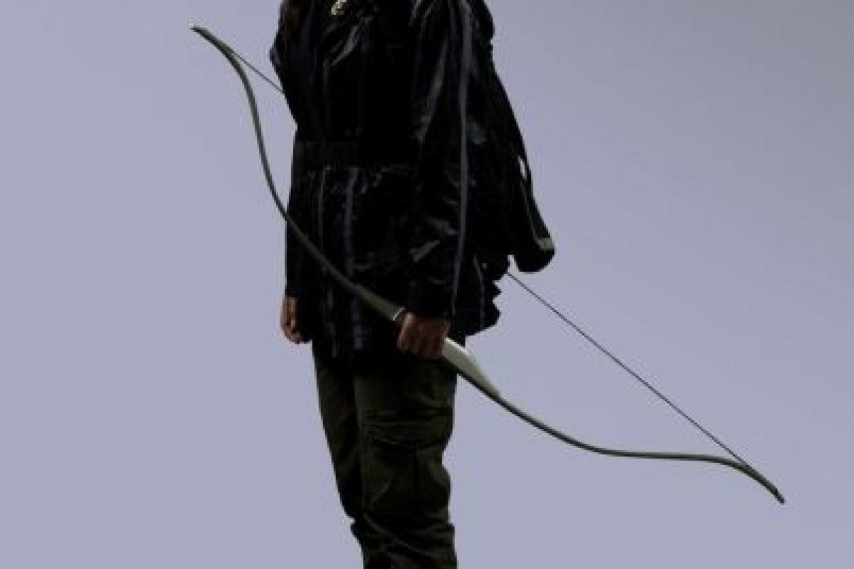 La estadounidense Jennifer Lawrence personifica a Katniss Everdeen. Foto:Lionsgate. Imagen Por: