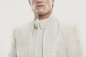 El estadounidense Josh Hutcherson es Peeta Mellark. Foto:Lionsgate. Imagen Por: