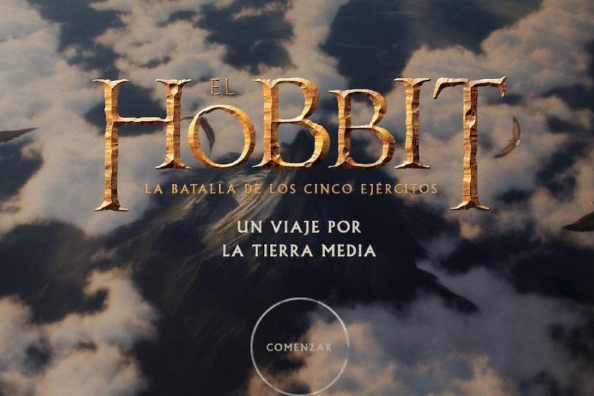 La bienvenida a Tierra Media de El Hobbit. Foto:thehobbit.com. Imagen Por: