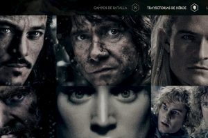 Los héroes en El Hobbit. Foto:thehobbit.com. Imagen Por: