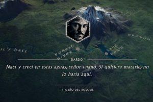 Bardo, otro de los héroes en The Hobbit. Foto:thehobbit.com. Imagen Por: