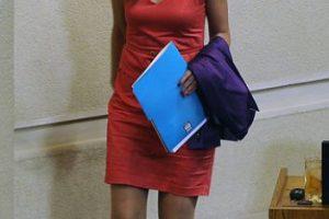 María Loreto Carvajal (PPD) Foto:Agencia Uno. Imagen Por: