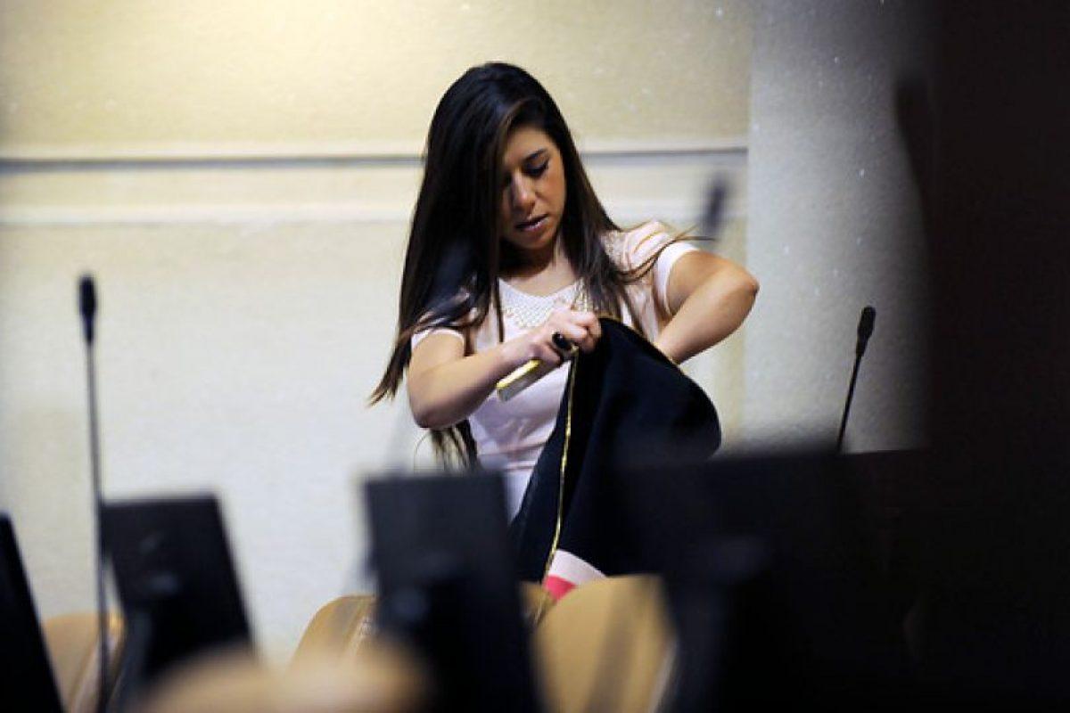 Daniella Cicardini (PS) Foto:Agencia Uno. Imagen Por: