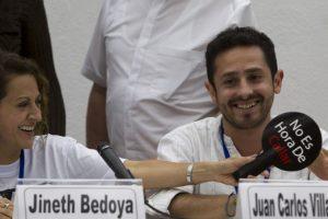 En Cuba aún permanecen algunos de los negociadores. Foto:AP. Imagen Por: