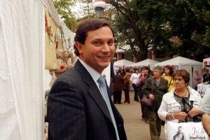Enrique van Rysselberghe Foto:Agencia Uno. Imagen Por: