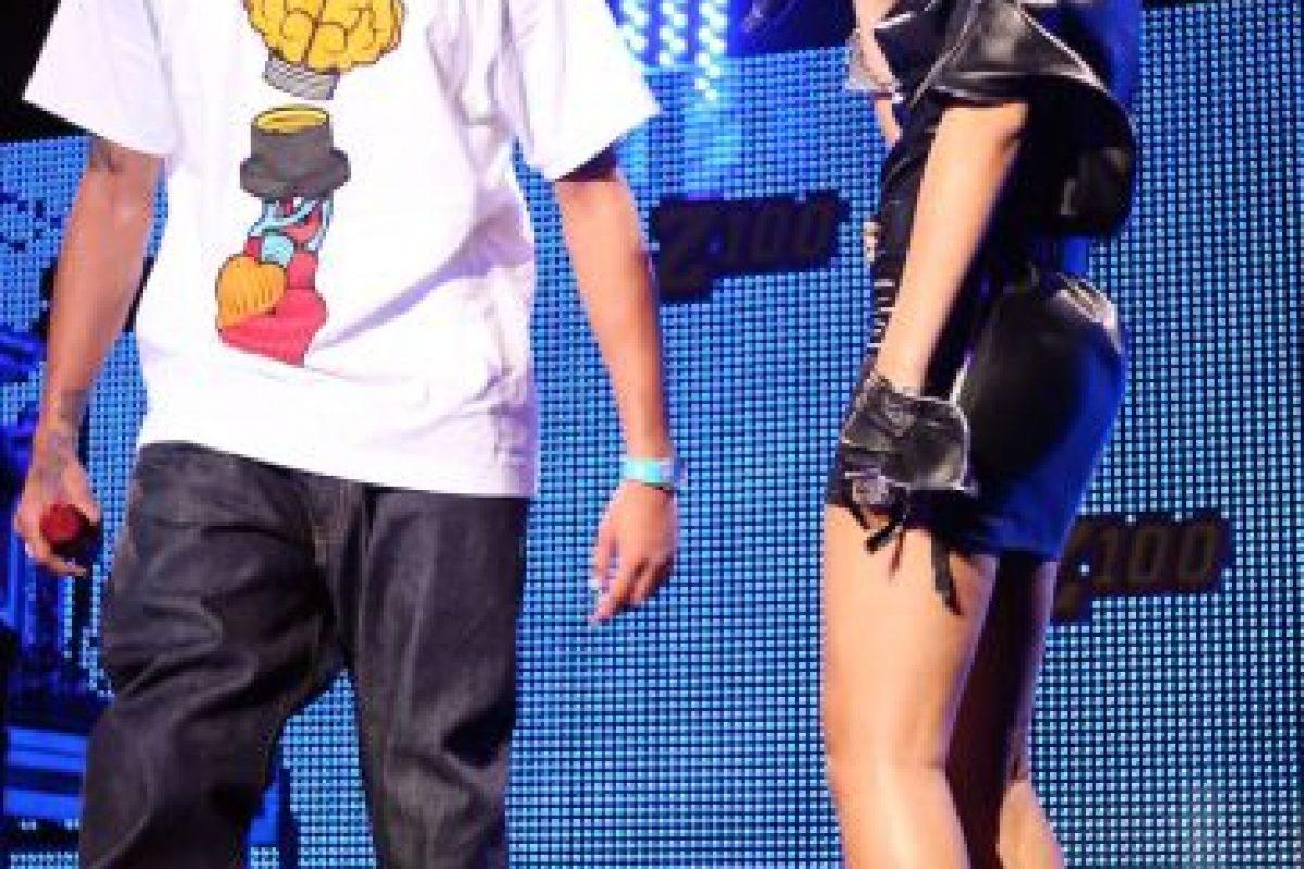 Golpeó a Rihanna en 2009, un día antes de la entrega de premios Grammy. Foto: Getty. Imagen Por: