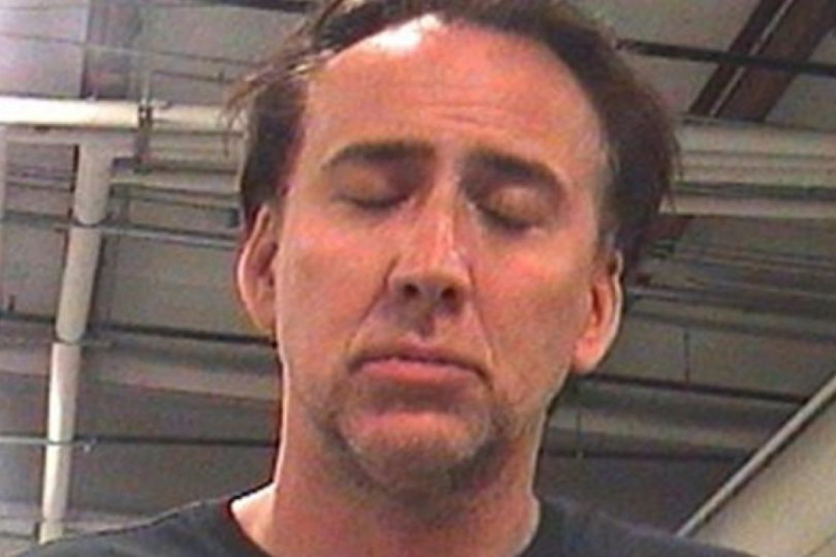 El hombre debió pagar 11 mil dólares por el ataque. Foto:Smoking Gun. Imagen Por: