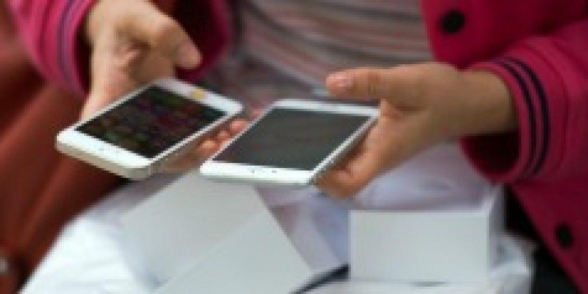 Estudio asegura que el 90% de los mayores de 6 años tendrá un smartphone al 2020