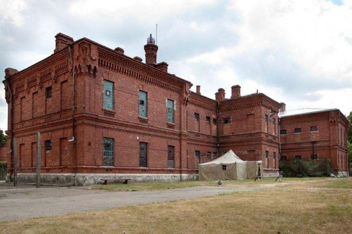 Karostas Cietums, en Letonia. En esta prisión de 0 estrellas serán tratados como criminales. Foto:Flavorwire. Imagen Por: