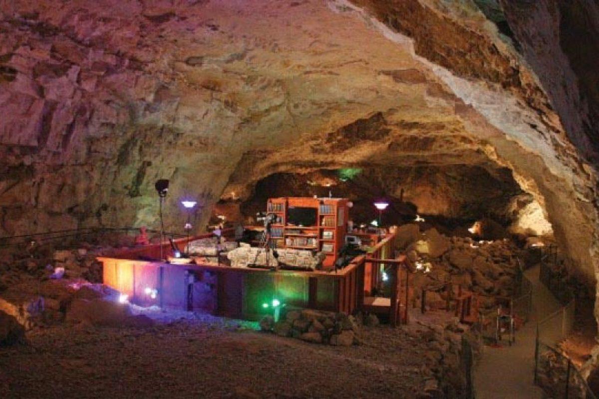 Cavernas del Gran Cañón, en Estados Unidos. Foto:Listverse. Imagen Por:
