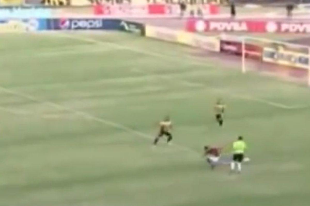 José Contreras Foto:Youtube: futboletetv. Imagen Por: