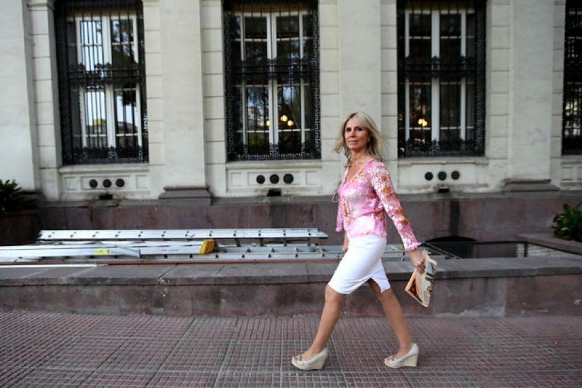 Lily Pérez (Amplitud) Foto:Agencia Uno. Imagen Por: