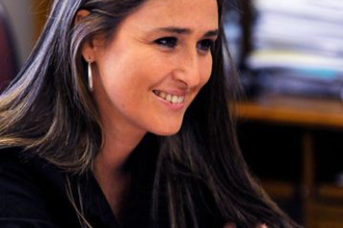 Claudia Nogueira (UDI) Foto:Agencia Uno. Imagen Por:
