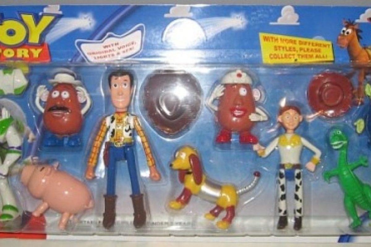Estos no son los juguetes de Andy. Foto:Tumblr/Bootleg Toys. Imagen Por: