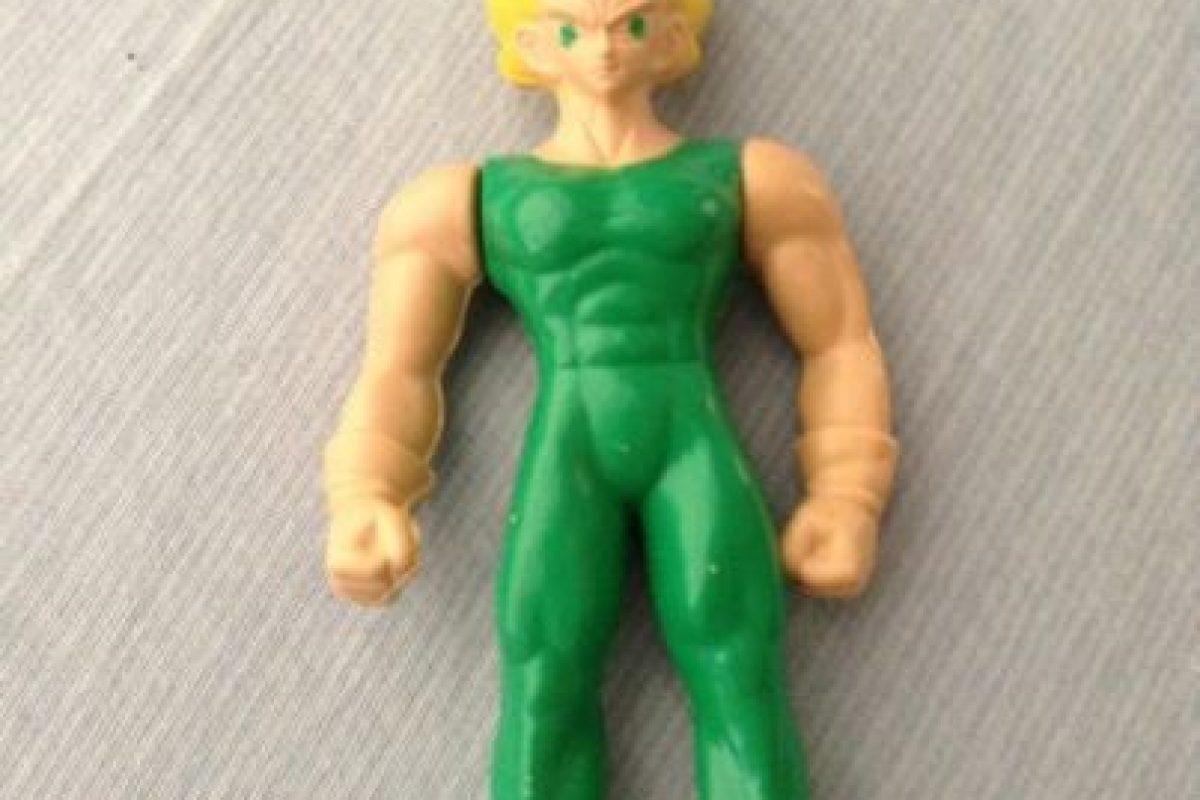 Vegeta le apuesta a tonos arriesgados. Foto:Tumblr/Bootleg Toys. Imagen Por: