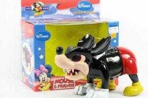 El Mickey que toda persona que odie a los niños desea comprar. Foto:Tumblr/Bootleg Toys. Imagen Por: