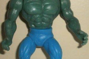 ¿Este Hulk qué o qué? Foto:Tumblr/Bootleg Toys. Imagen Por: