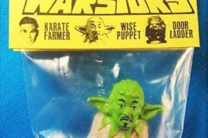 Este Yoda es Tupac Shakur Foto:Tumblr/Bootleg Toys. Imagen Por: