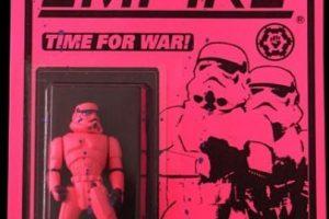 Los soldados de Darth Vader eran súper gays Foto:Tumblr/Bootleg Toys. Imagen Por: