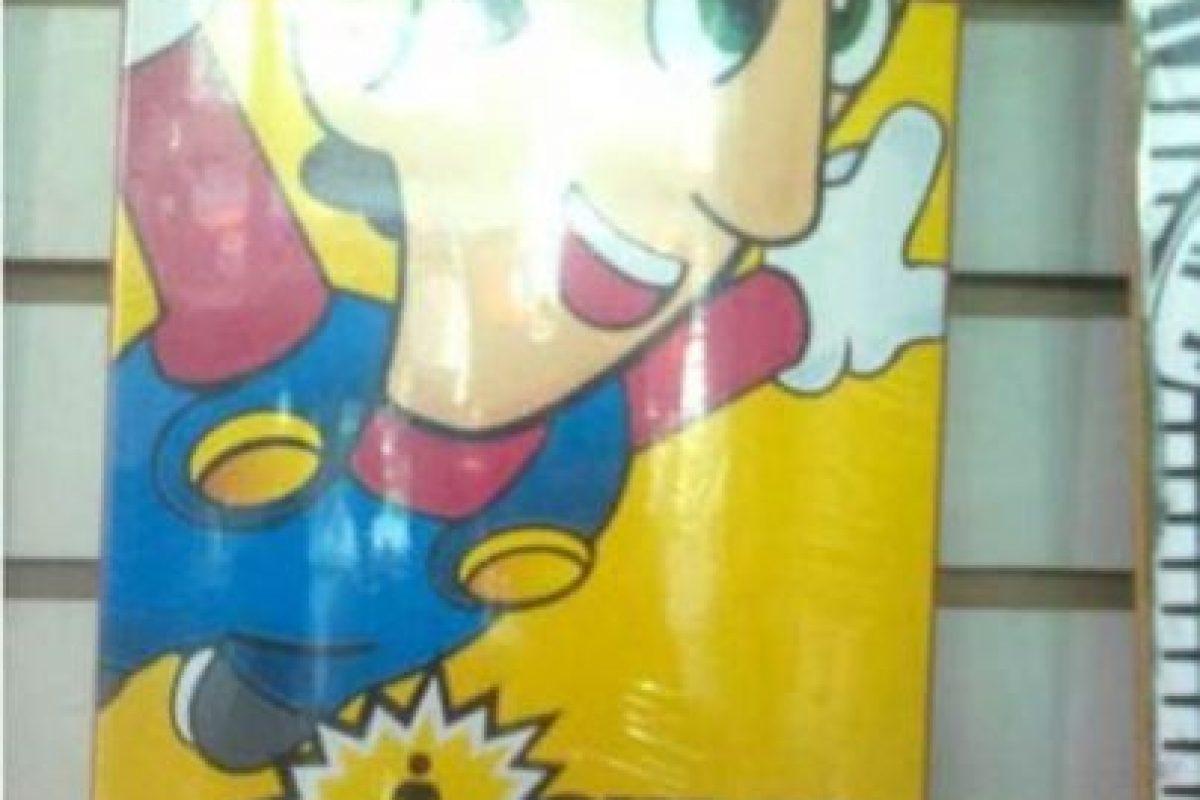 Mario se hizo cirugía plástica y quedó como Adrien Brody Foto:Tumblr/Bootleg Toys. Imagen Por: