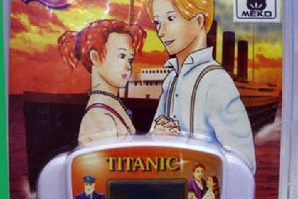 Sí, hay un juego de Jack y Rose en Titanic Foto:Tumblr/Bootleg Toys. Imagen Por:
