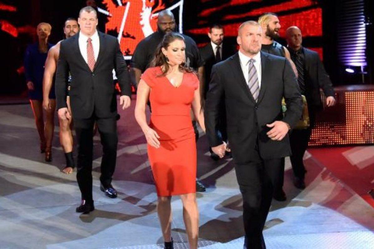 Estas son las mejores imágenes previas a Survivor Series Foto:WWE. Imagen Por: