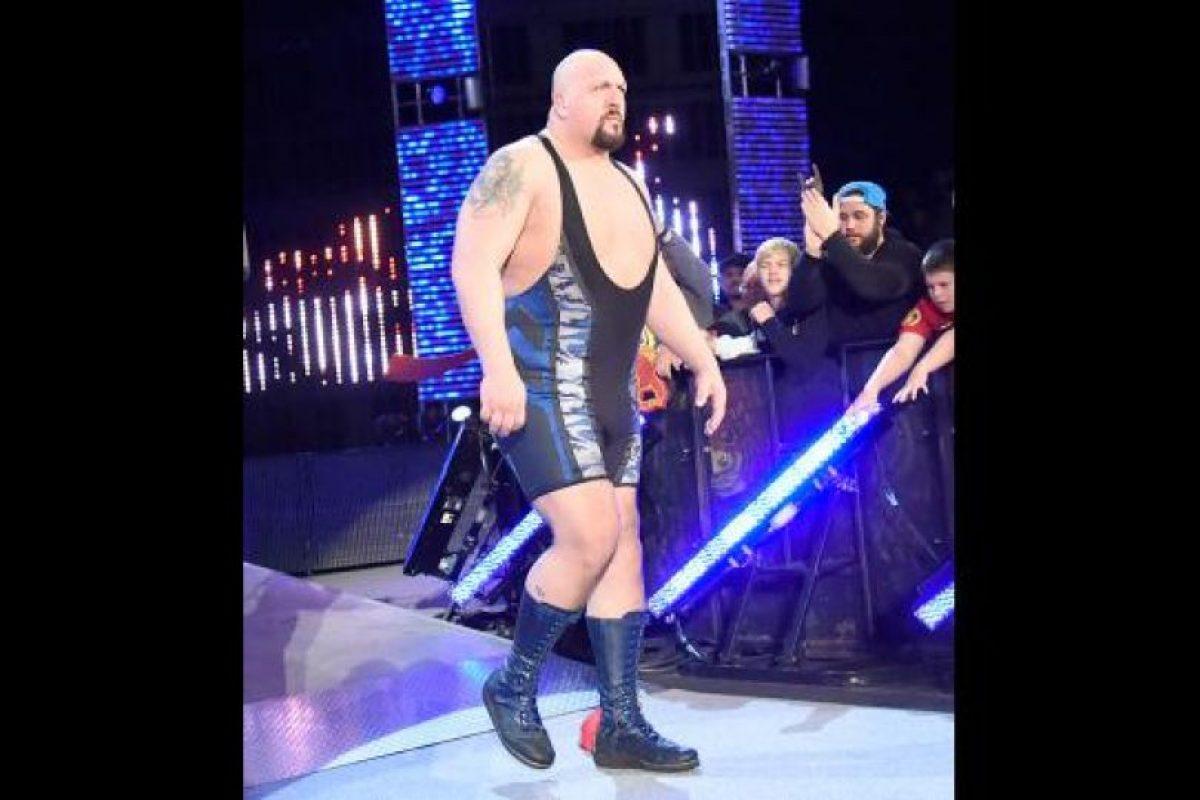 Después Big Show Foto:WWE. Imagen Por: