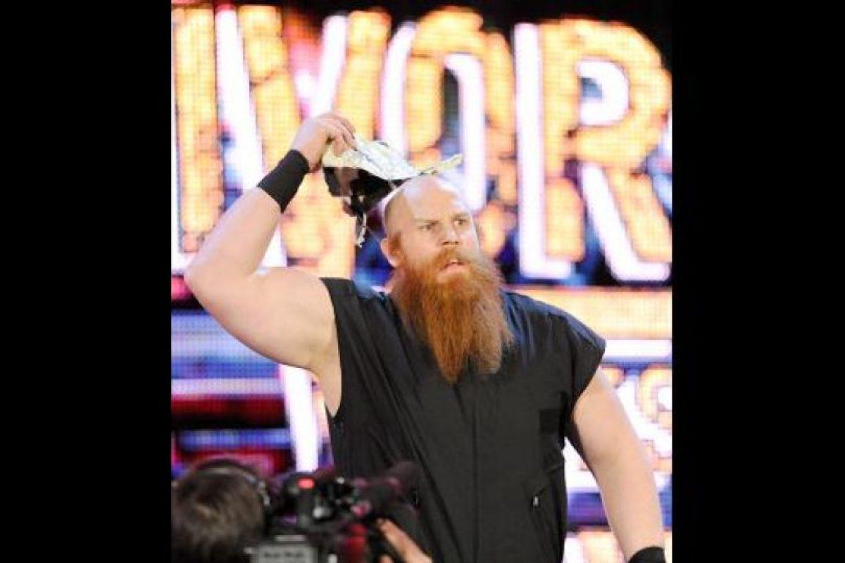 Eric Rowan fue el último en unirse Foto:WWE. Imagen Por:
