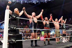Si pierden serán despedidos Foto:WWE. Imagen Por: