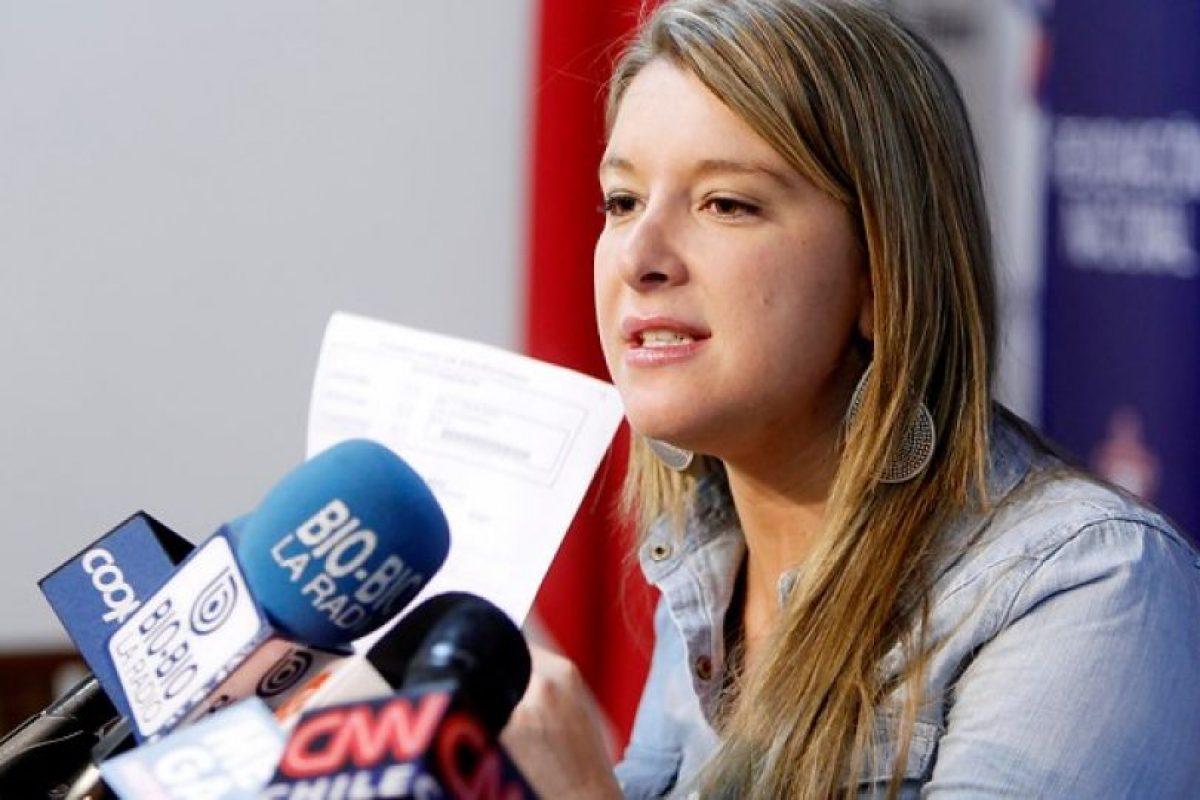 Marcela Sabat (RN) Foto:Agencia Uno. Imagen Por: