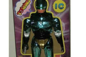 Robocop. Como sea. Foto:Tumblr/Bootleg Toys. Imagen Por: