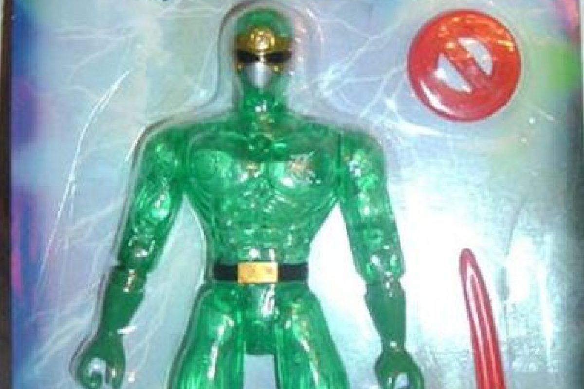 """Un """"Power Ranger"""" Foto:Tumblr/Bootleg Toys. Imagen Por:"""
