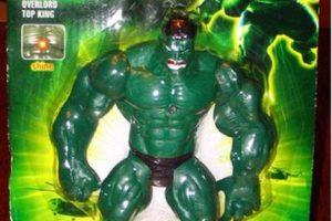 Hulk, otra vez. Foto:Tumblr/Bootleg Toys. Imagen Por: