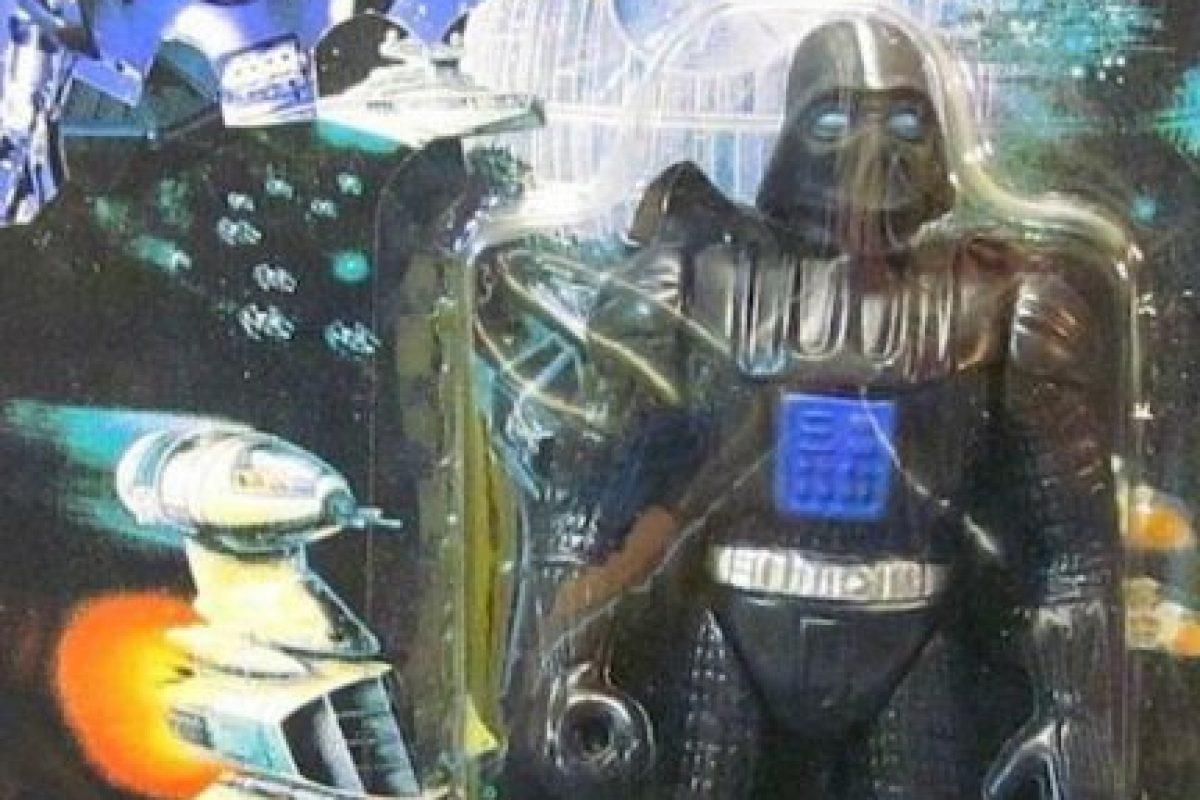 Lo mismo el pobre Darth Vader. Foto:Tumblr/Bootleg Toys. Imagen Por: