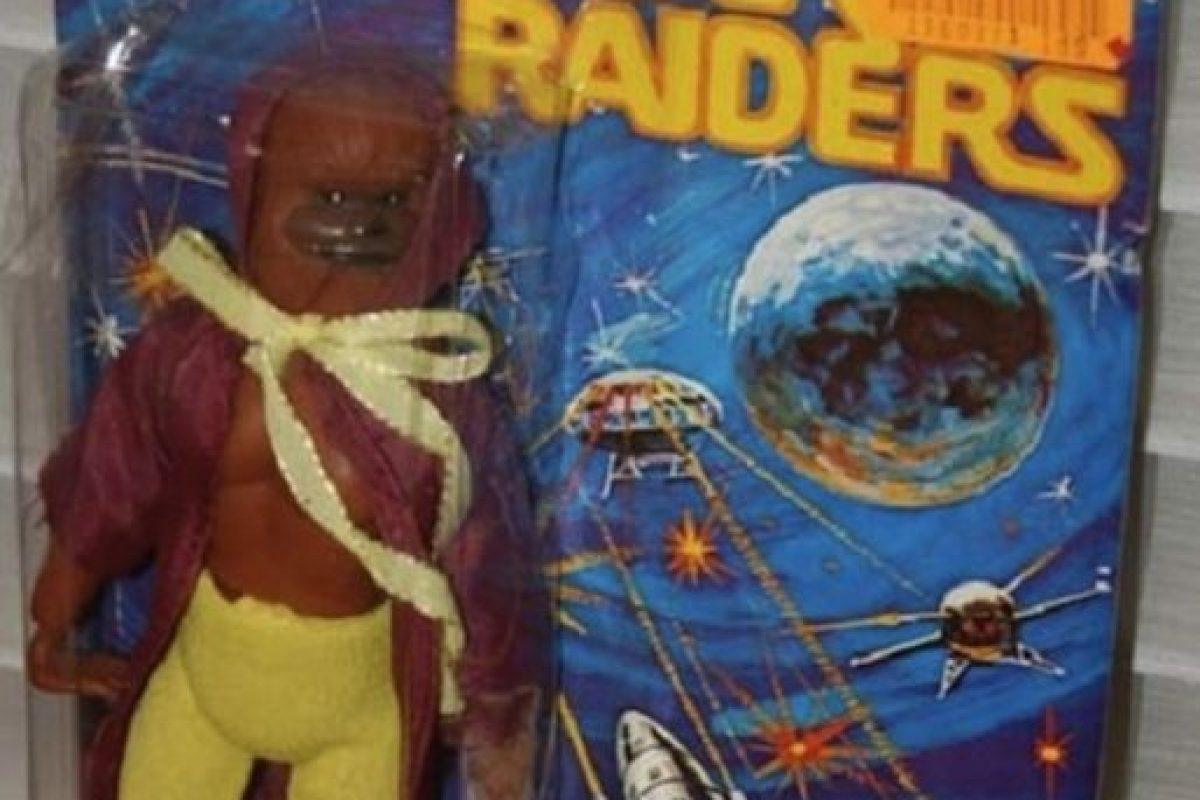 Chewie, qué han hecho contigo. Foto:Tumblr/Bootleg Toys. Imagen Por: