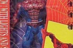 Spaderman es un amor. Foto:Tumblr/Bootleg Toys. Imagen Por: