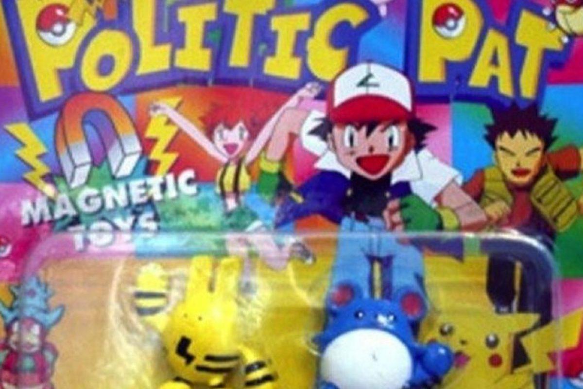 ¿Qué es esto? Foto:Tumblr/Bootleg Toys. Imagen Por: