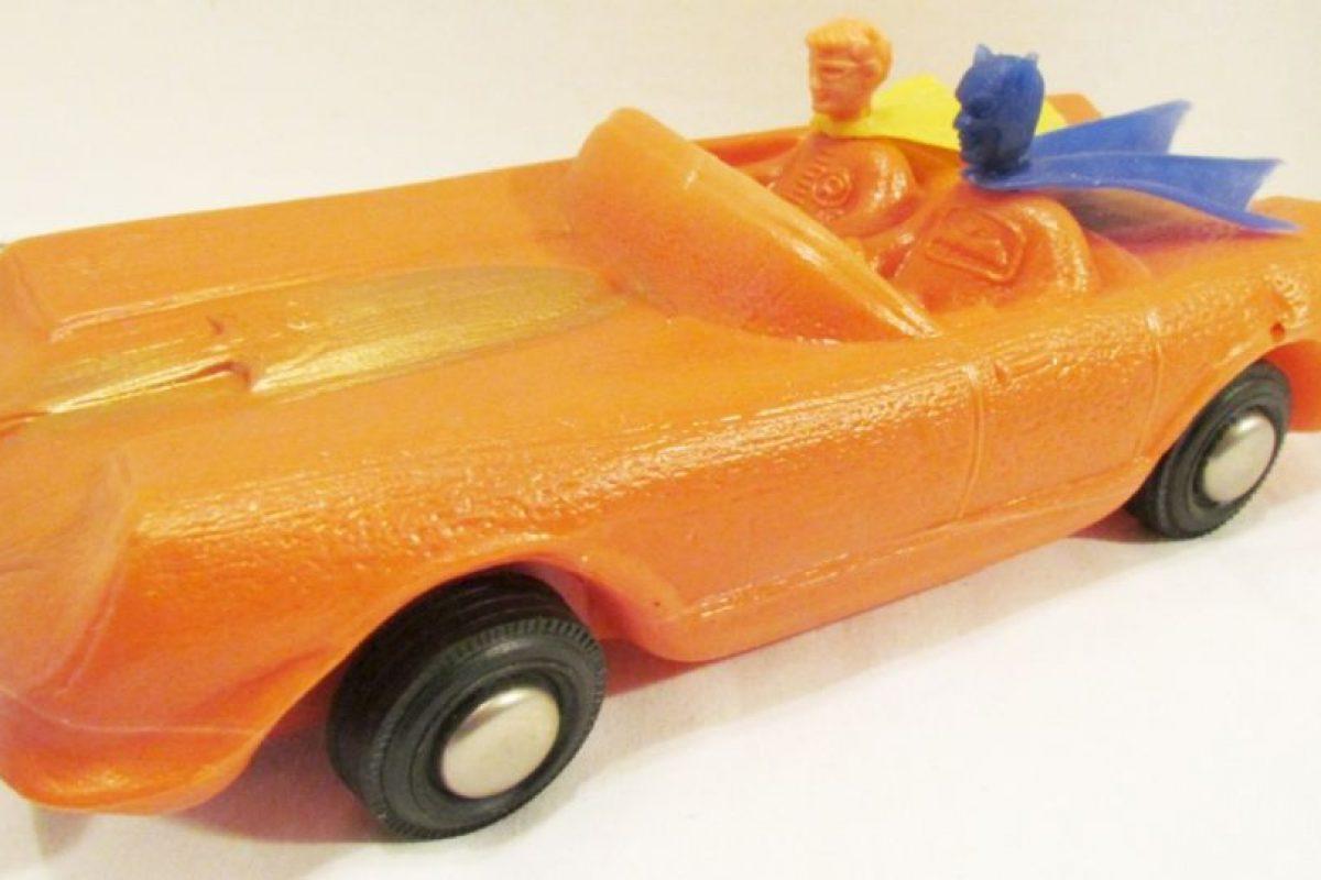 Auto peculiar. Foto:Tumblr/Bootleg Toys. Imagen Por: