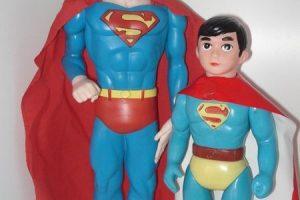 Superman y su familia secreta. Foto:Tumblr/Bootleg Toys. Imagen Por:
