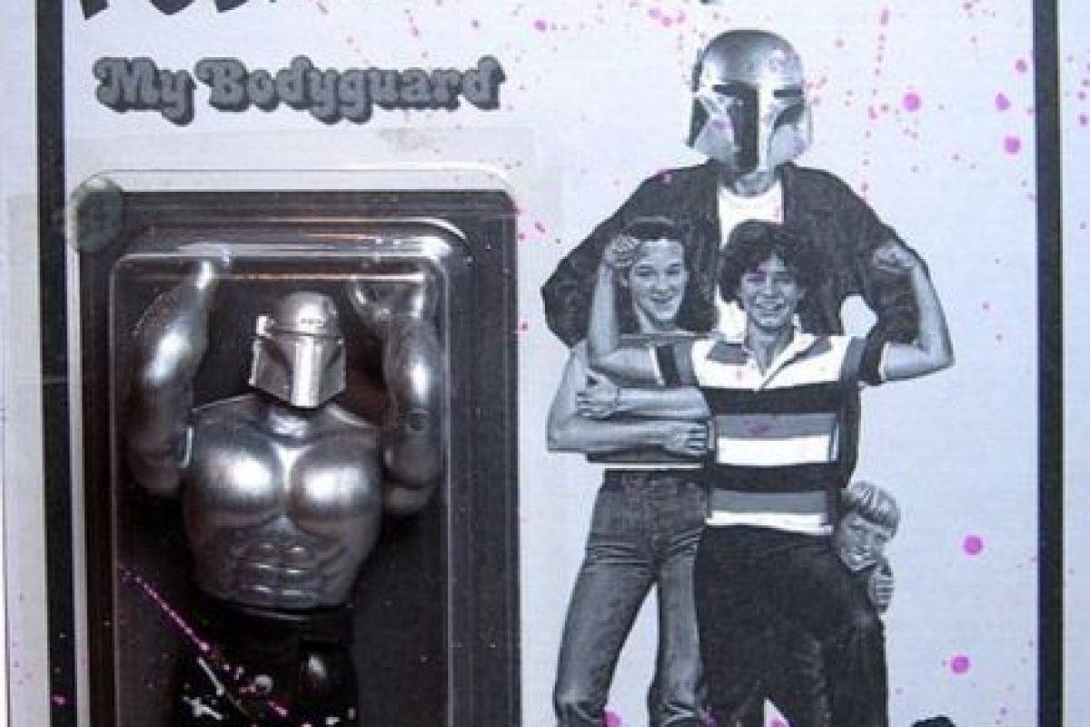 Así es, los protagonistas de Star Wars tienen otros trabajos. Foto:Tumblr/Bootleg Toys. Imagen Por: