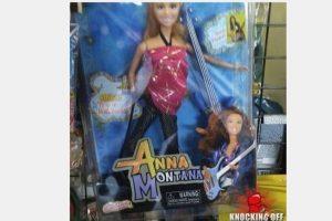 """""""Anna Montana"""" va a tener un hijo. Foto:Tumblr/Bootleg Toys. Imagen Por:"""