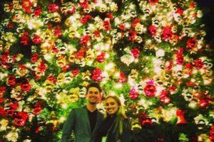 Estuvieron juntos en Navidad del año pasado Foto:Instagram @patrickschwarzenegger. Imagen Por: